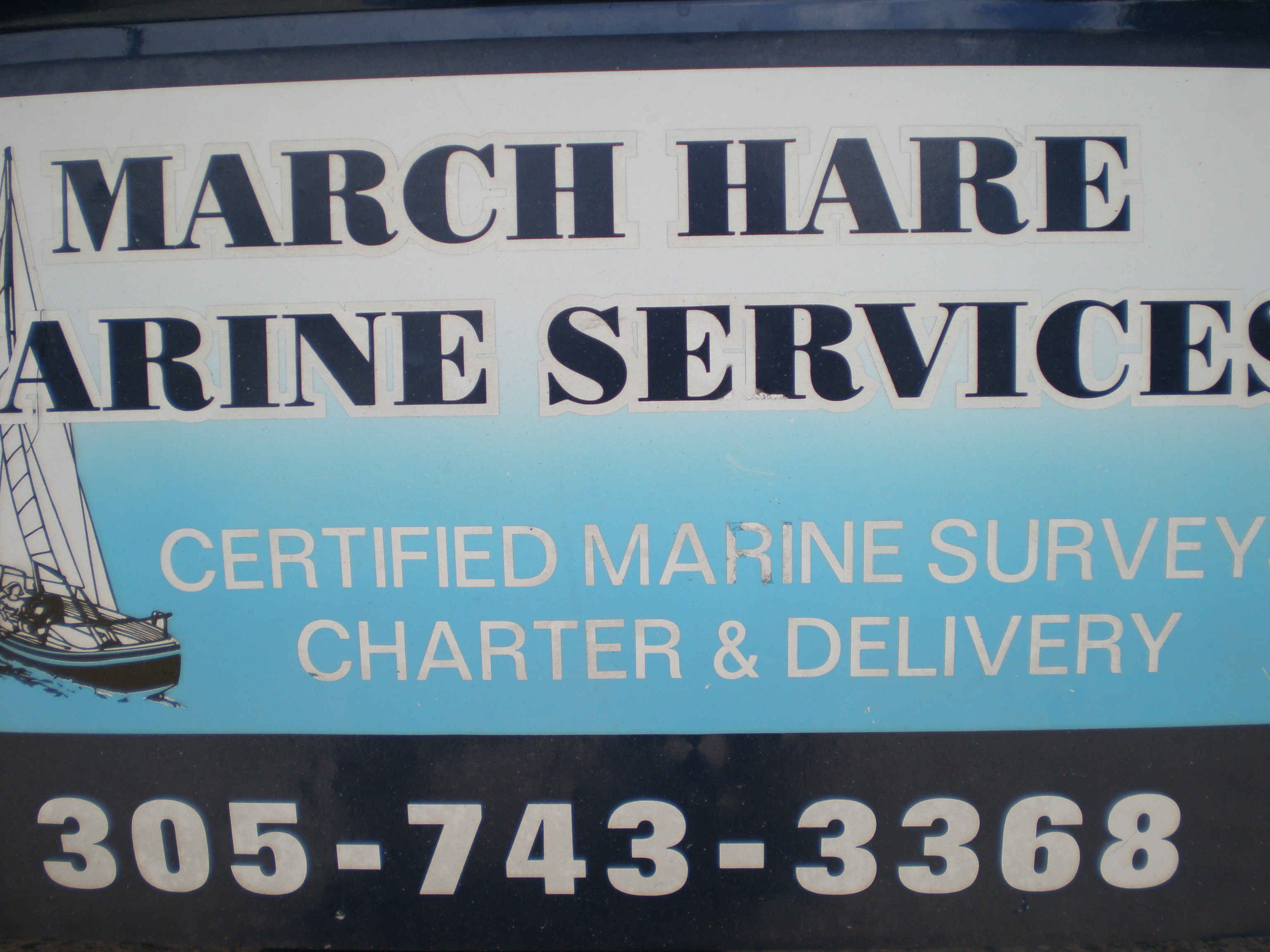 March Hare Marine Services